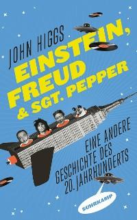 Cover Einstein, Freud und Sgt. Pepper