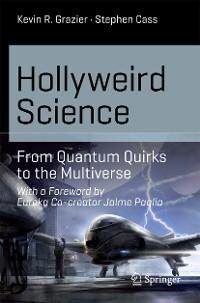 Cover Hollyweird Science