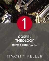Cover Gospel Theology