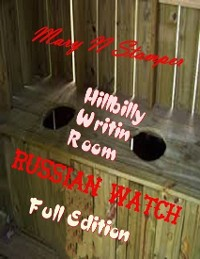 Cover Russian Watch Hillbilly Writin Room: Full Edition