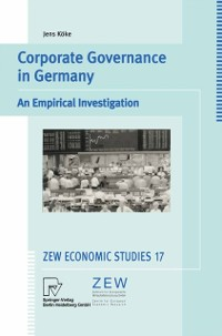 Cover Corporate Governance in Germany
