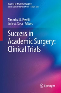 Cover Success in Academic Surgery: Clinical Trials