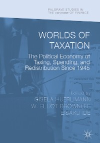 Cover Worlds of Taxation