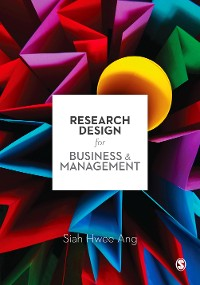 Cover Research Design for Business & Management