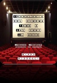 Cover Cronologia del Cinema Volume 3 1991-2015