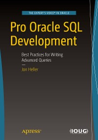 Cover Pro Oracle SQL Development