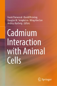 Cover Cadmium Interaction with Animal Cells