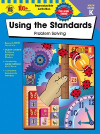 Cover Using the Standards - Problem Solving, Grade K