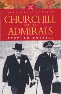 Cover Churchill and the Admirals