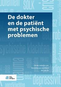 Cover De dokter en de patiënt met psychische problemen