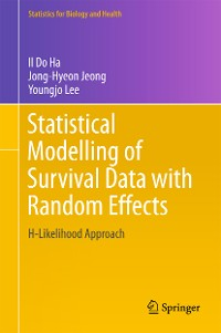 Cover Statistical Modelling of Survival Data with Random Effects