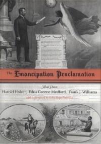 Cover Emancipation Proclamation