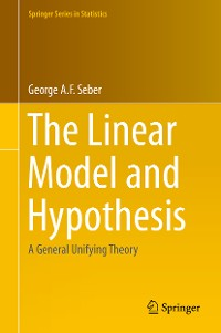 Cover The Linear Model and Hypothesis