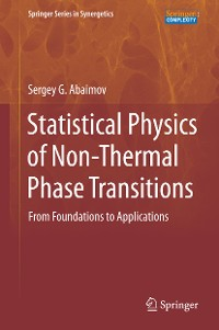 Cover Statistical Physics of Non-Thermal Phase Transitions