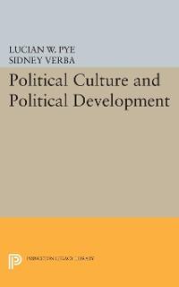 Cover Political Culture and Political Development