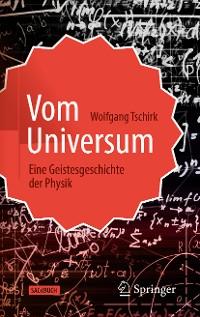 Cover Vom Universum