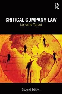 Cover Critical Company Law
