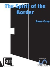 Cover The Spirit of the Border
