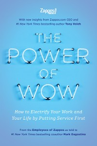 Cover The Power of WOW