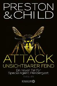 Cover Attack Unsichtbarer Feind