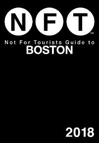Cover Not For Tourists Guide to Boston 2018