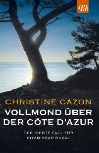 Cover Vollmond über der Côte d'Azur