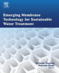 Cover Emerging Membrane Technology for Sustainable Water Treatment