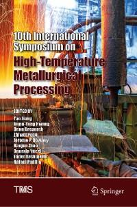Cover 10th International Symposium on High-Temperature Metallurgical Processing