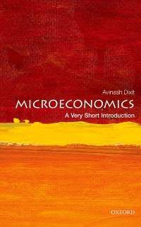 Cover Microeconomics: A Very Short Introduction