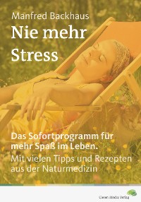 Cover Nie mehr Stress