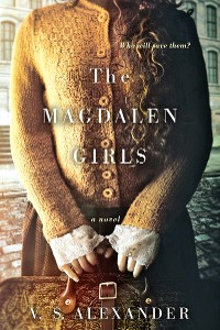 Cover The Magdalen Girls
