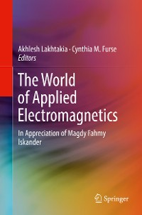 Cover The World of Applied Electromagnetics