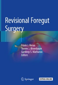Cover Revisional Foregut Surgery