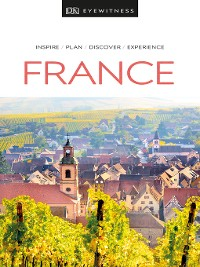 Cover DK Eyewitness Travel Guide France