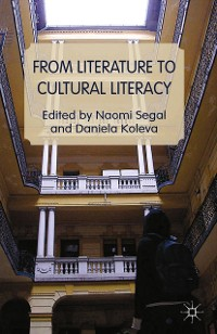 Cover From Literature to Cultural Literacy