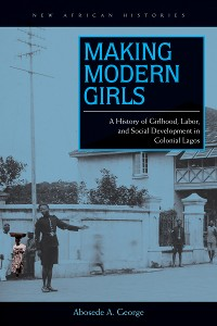 Cover Making Modern Girls