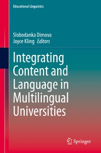Cover Integrating Content and Language in Multilingual Universities