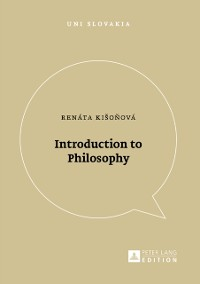 Cover Introduction to Philosophy