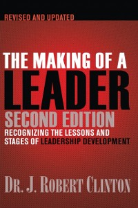 Cover Making of a Leader