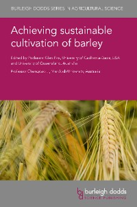 Cover Achieving sustainable cultivation of barley