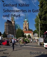 Cover Sehenswertes in Gotha und Erfurt