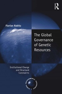 Cover Global Governance of Genetic Resources