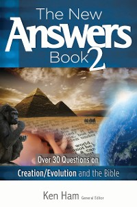 Cover The New Answers Book Volume 2