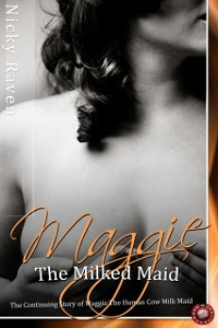 Cover Maggie the Milked Maid