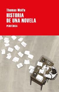 Cover Historia de una novela