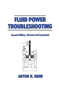 Cover Fluid Power Troubleshooting, Second Edition,