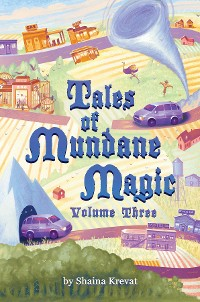 Cover Tales of Mundane Magic