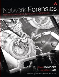 Cover Network Forensics