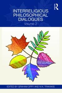 Cover Interreligious Philosophical Dialogues