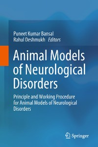 Cover Animal Models of Neurological Disorders